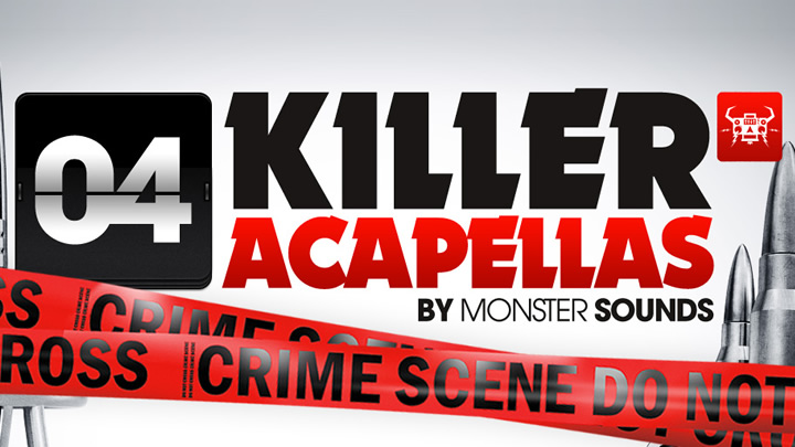 Win Killer Acapellas Vol  4 from Loopmasters - Data Transmission
