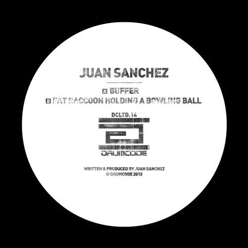 Juan Sanchez - Buffer EP [Drumcode] artwork