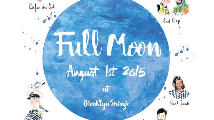 Full Moon Fest 2015