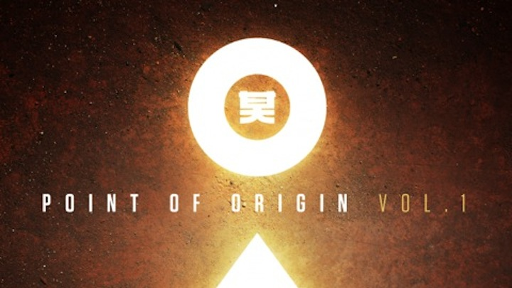 VARIOUS - Point Of Origin Vol 1 (1)