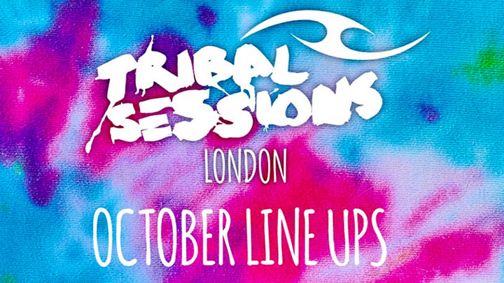 tribalsessions