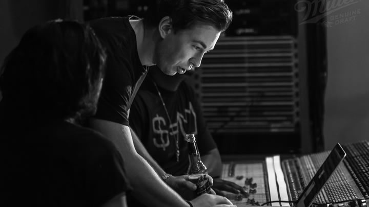 DJ Hardwell partners with Miller Genuine Draft-1
