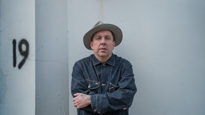 Andrew Weatherall by John Barret