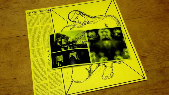 Golden Teacher Self Release Debut Album - Data Transmission