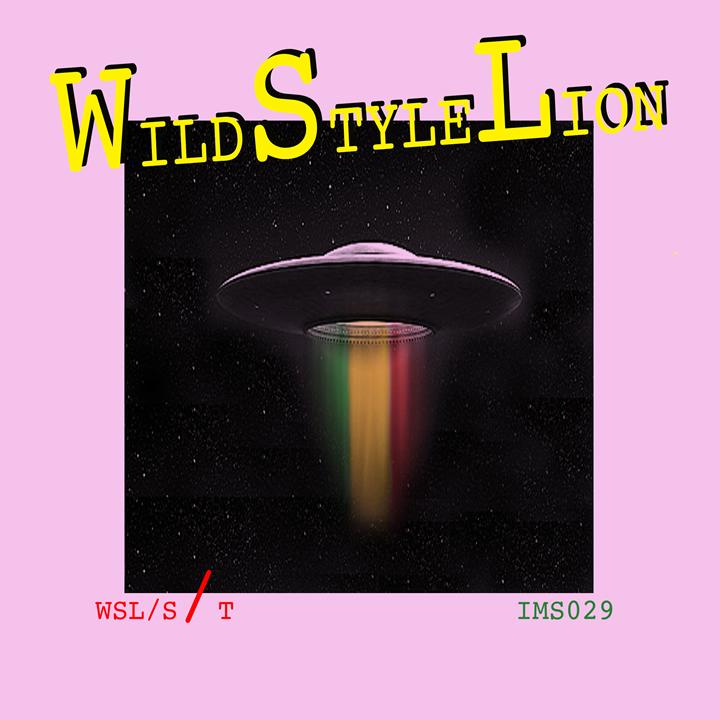 CD Sleeve-WILD STYLE LION CD-1