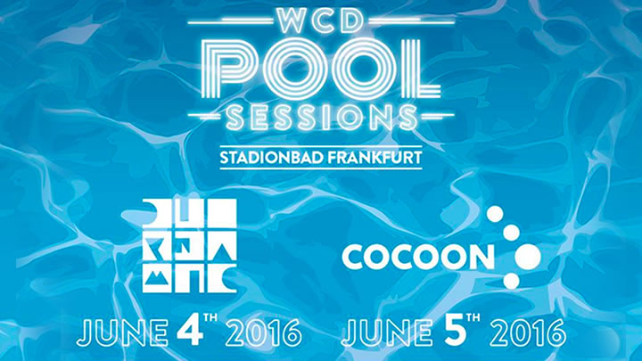 world club dome frankfurt announce pool sessions data transmission. Black Bedroom Furniture Sets. Home Design Ideas
