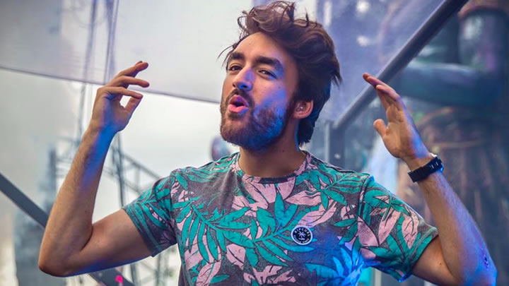 Oliver Heldens Plus Special Guests Come To London Data