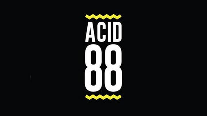 Dj pierre presents acid 88 jack trax data transmission for Acid house 2016
