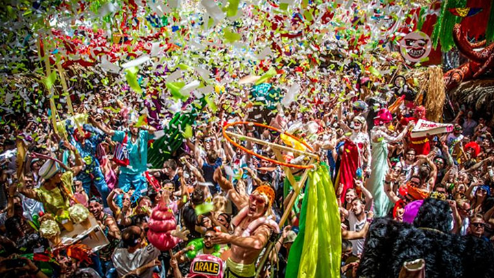 elrow brings its biggest ever, outdoor UK Show in August ...