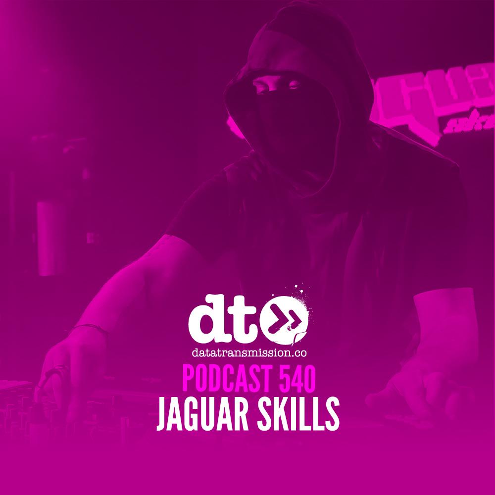 540 Jaguar Skills Data Transmission