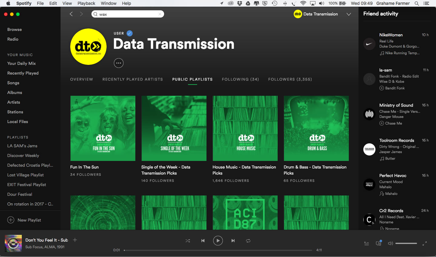 An Artists Beginners Guide to Setting Up     Spotify - Data