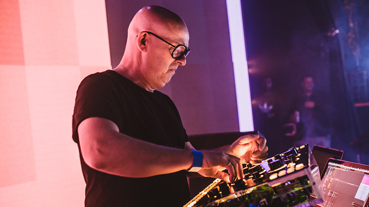Reviewed: Stephan Bodzin at Electric Brixton - Data Transmission