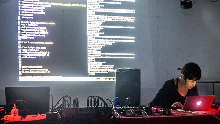 live coding and diy instrument modular synth building festival hits london data transmission. Black Bedroom Furniture Sets. Home Design Ideas