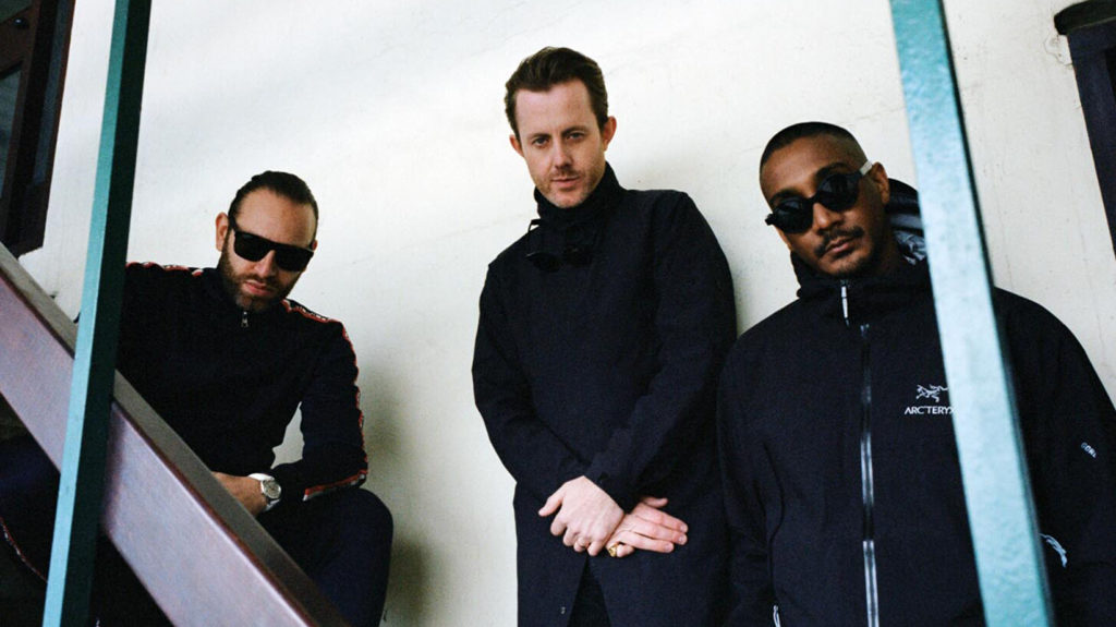 Chase & Status press shot