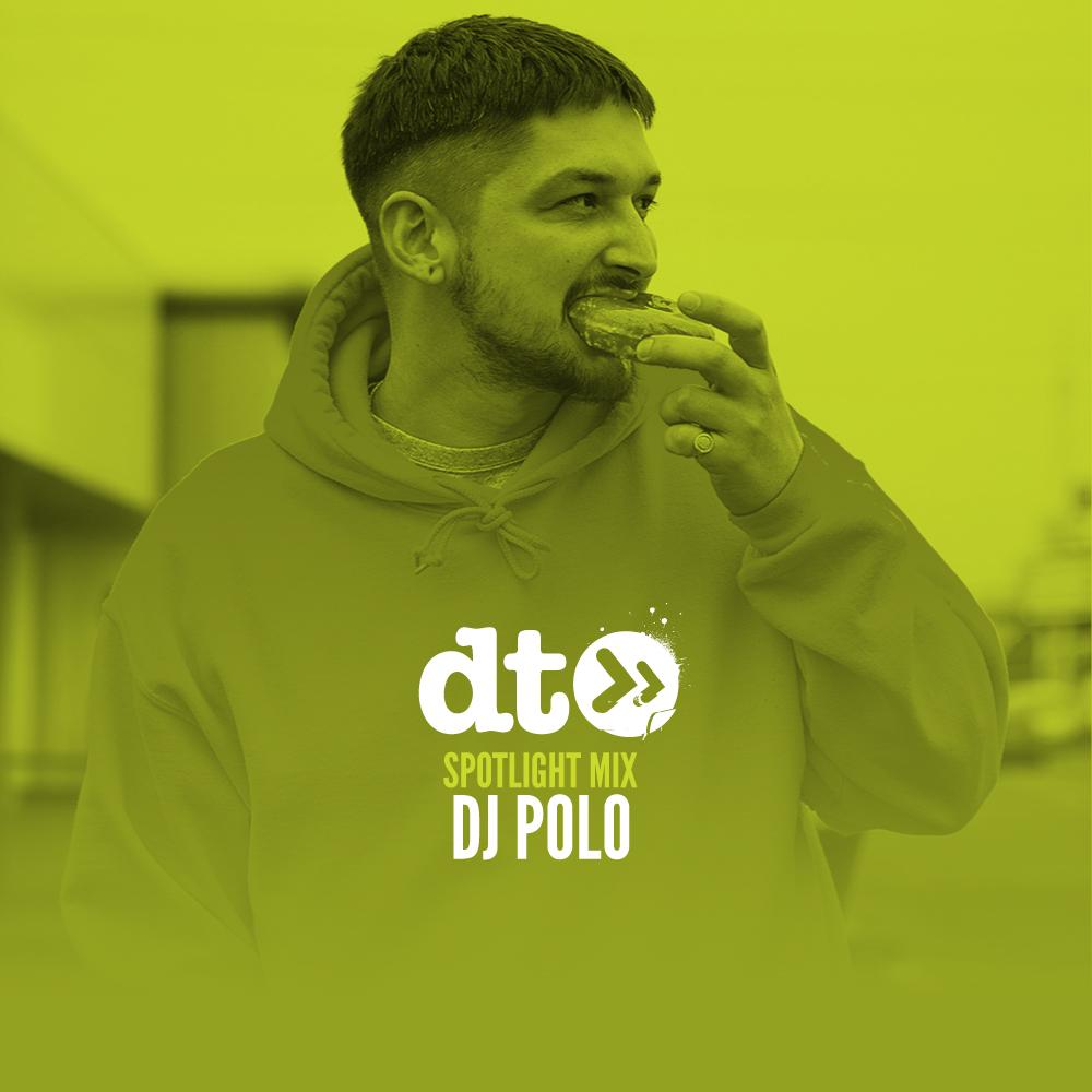DJ Polo joins the Spotlight Mix - Data Transmission
