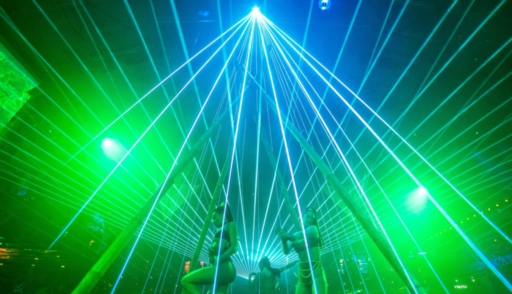 Amnesia Ibiza welcomes Four Tet, Charlotte de Witte and tINI for