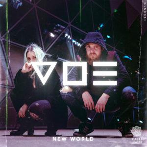 V O E 'New World' artwork