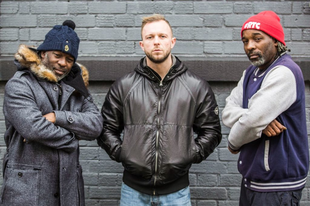 Ragga Twins & DJ Krucial
