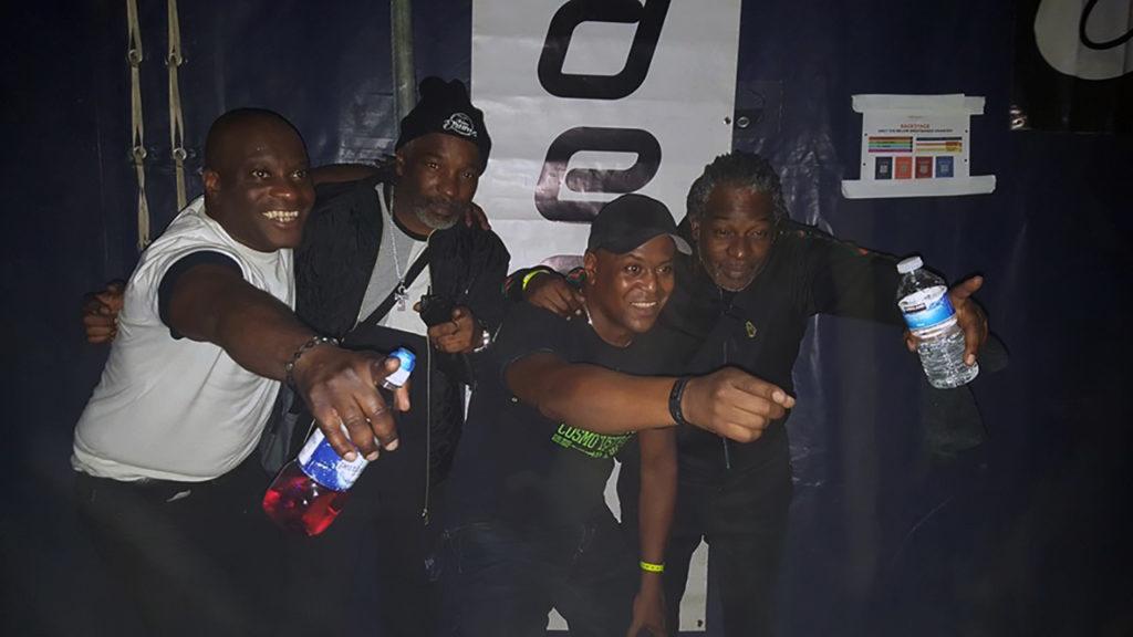 Ragga Twins and Shut Up & Dance