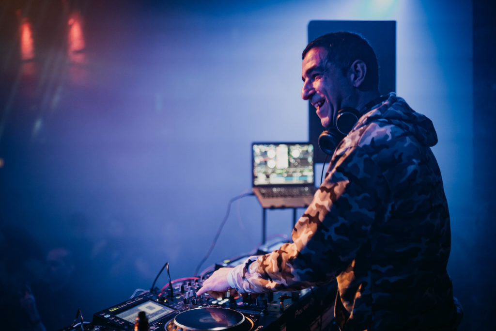 DJ Hype fabric XX