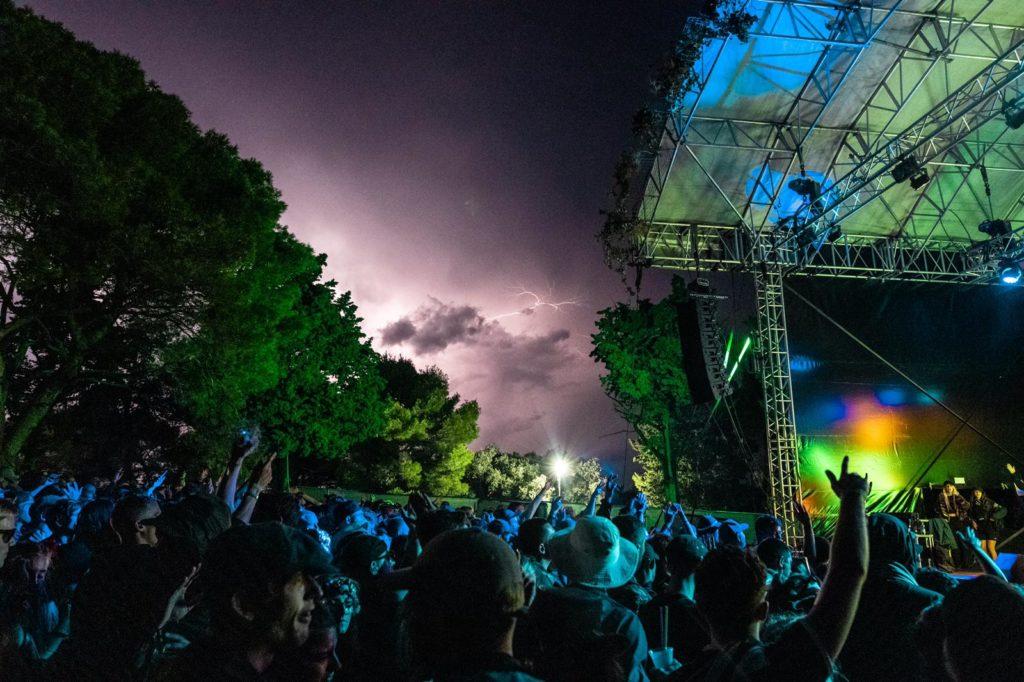 Thunder & Lightening storm
