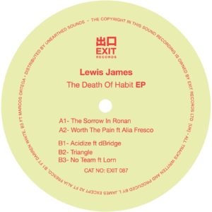 Lewis James artwork