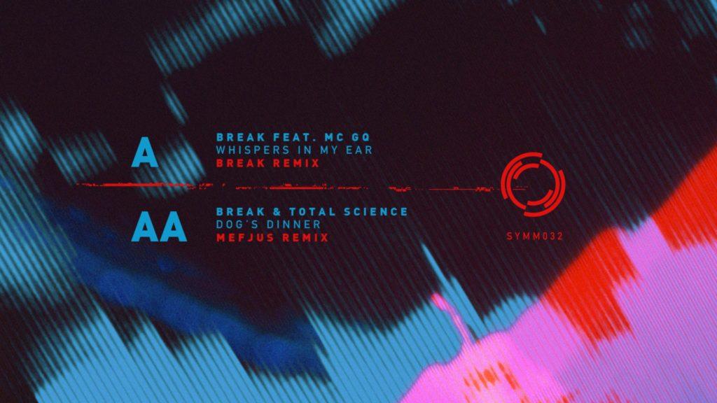 Break remixes cover art