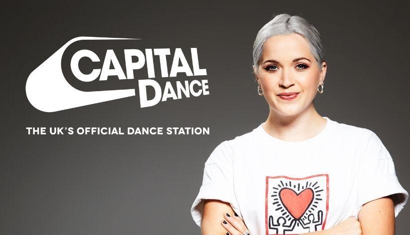 Coco Cole on Capital Dance