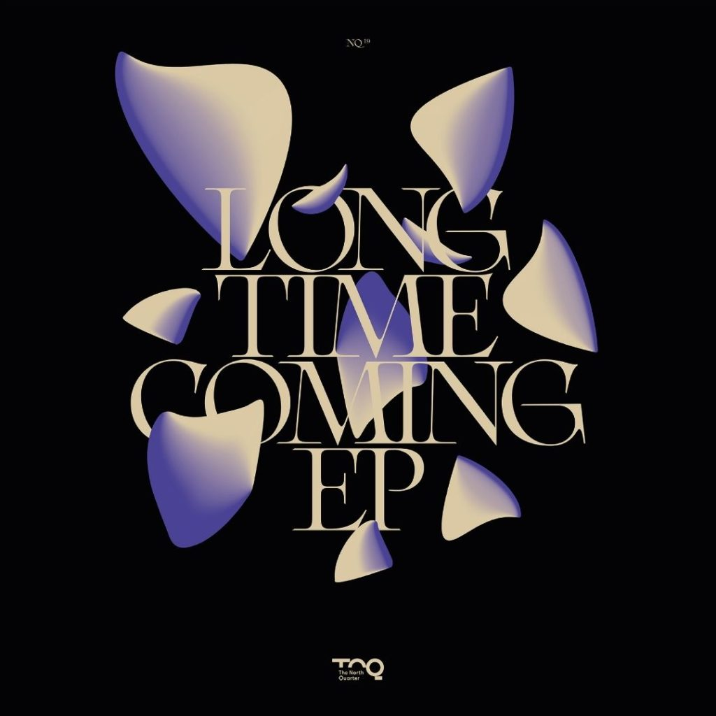 Myth 'Long Time Coming' EP cover
