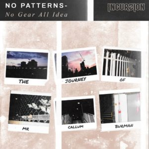 No Patterns LP art