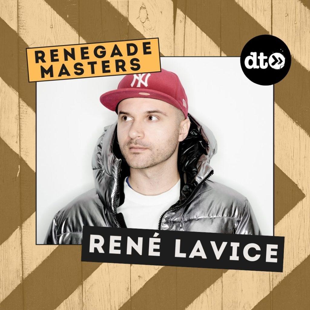 René Renegade Masters art