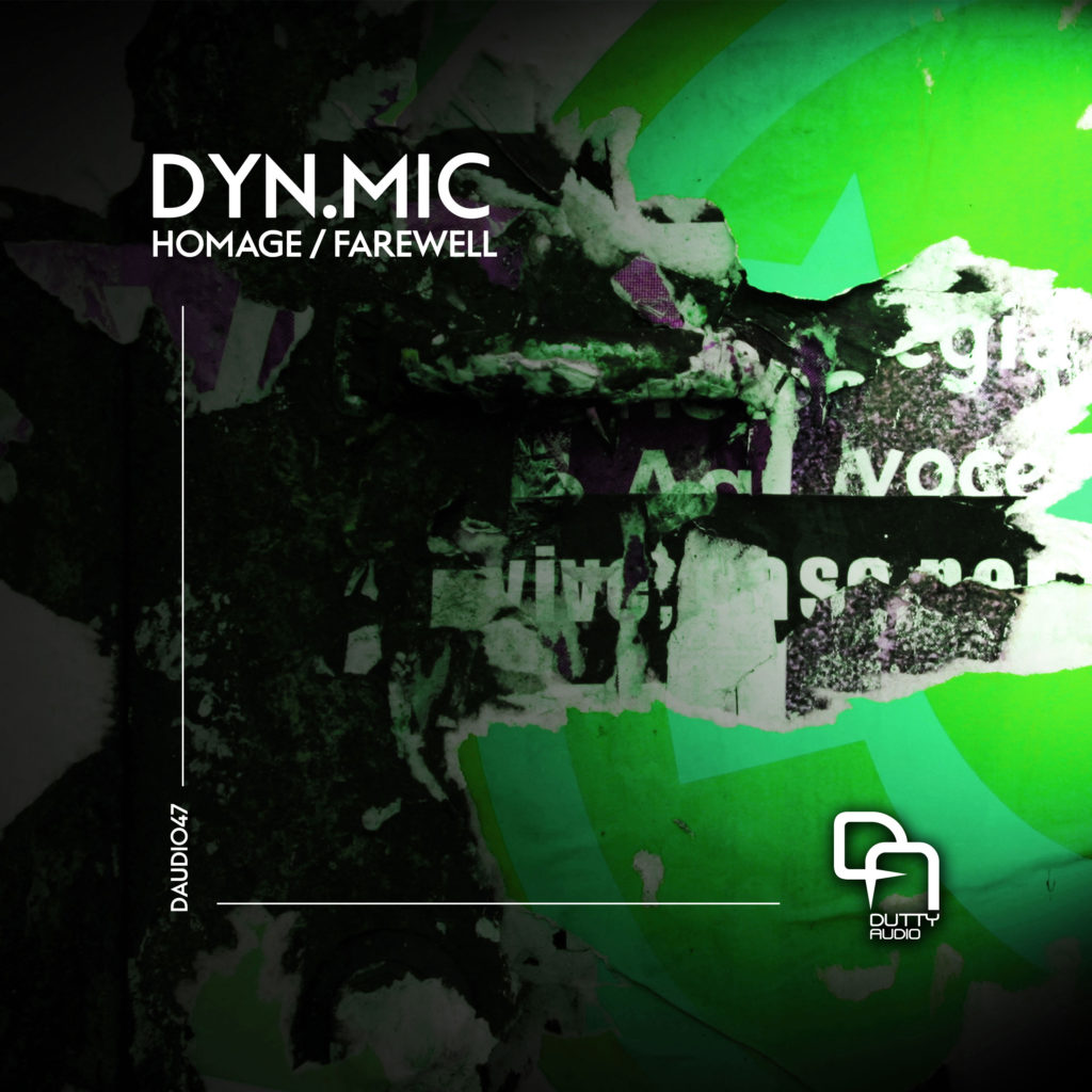 DYN.MIC on Dutty Audio cover