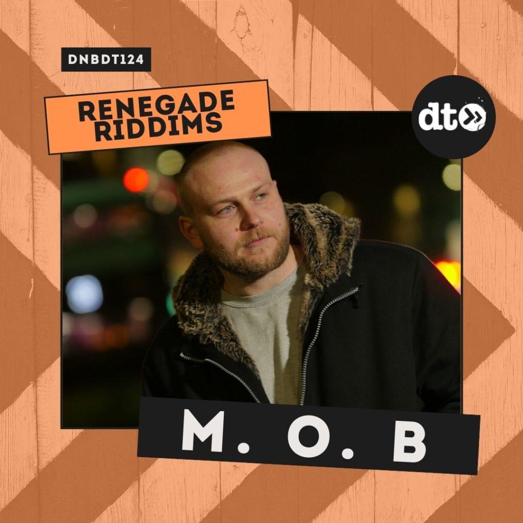 M. O. B artwork